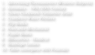 1.  Advertising Thermometers (Western Subjects)